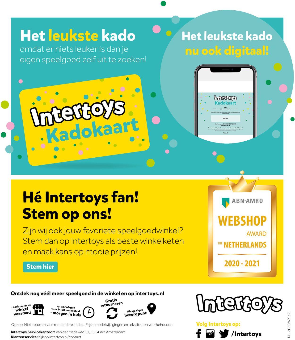 Intertoys Folder - 01.08-16.08.2020 (Pagina 26)