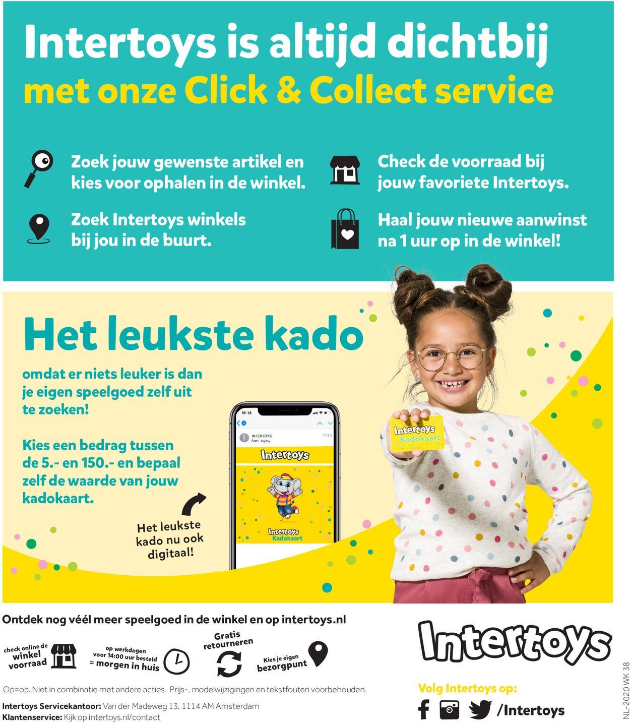 Intertoys Folder - 05.10-18.10.2020 (Pagina 18)