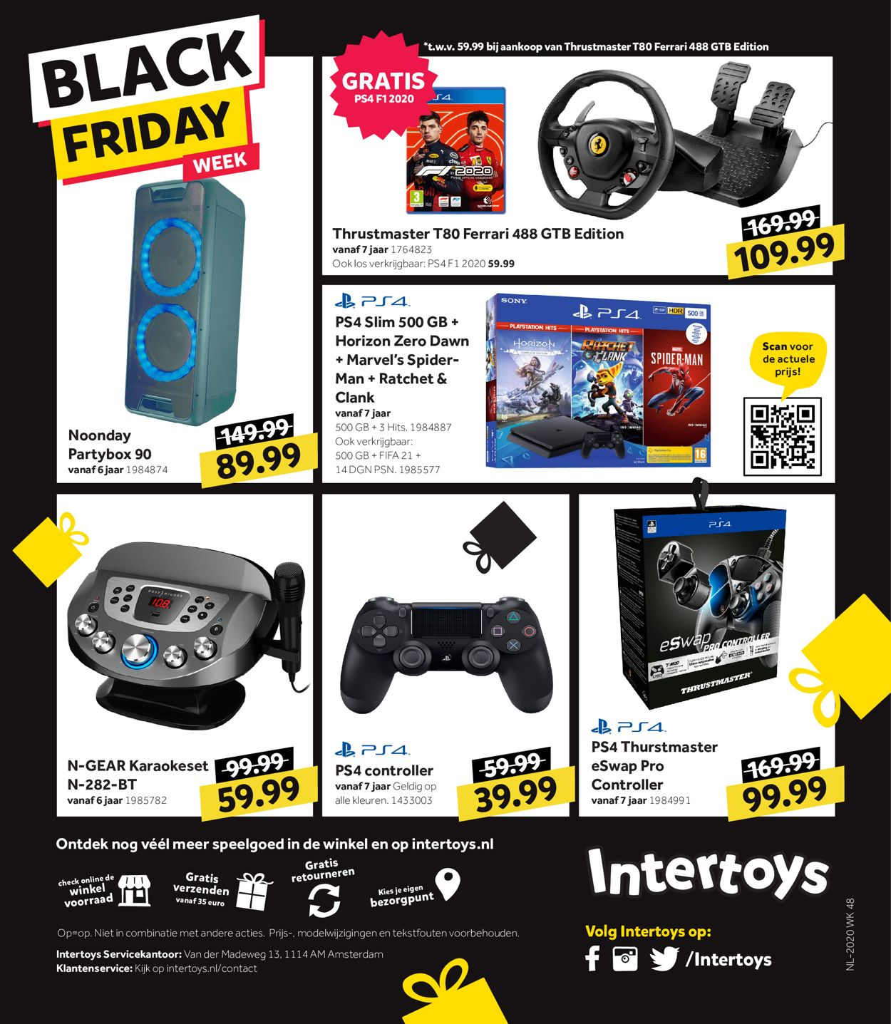 Intertoys Black Friday 2020 Folder - 21.11-30.11.2020 (Pagina 16)