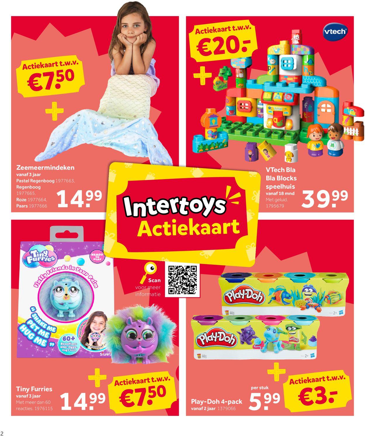 Intertoys - Black Friday 2019 Folder - 25.11-08.12.2019 (Pagina 2)