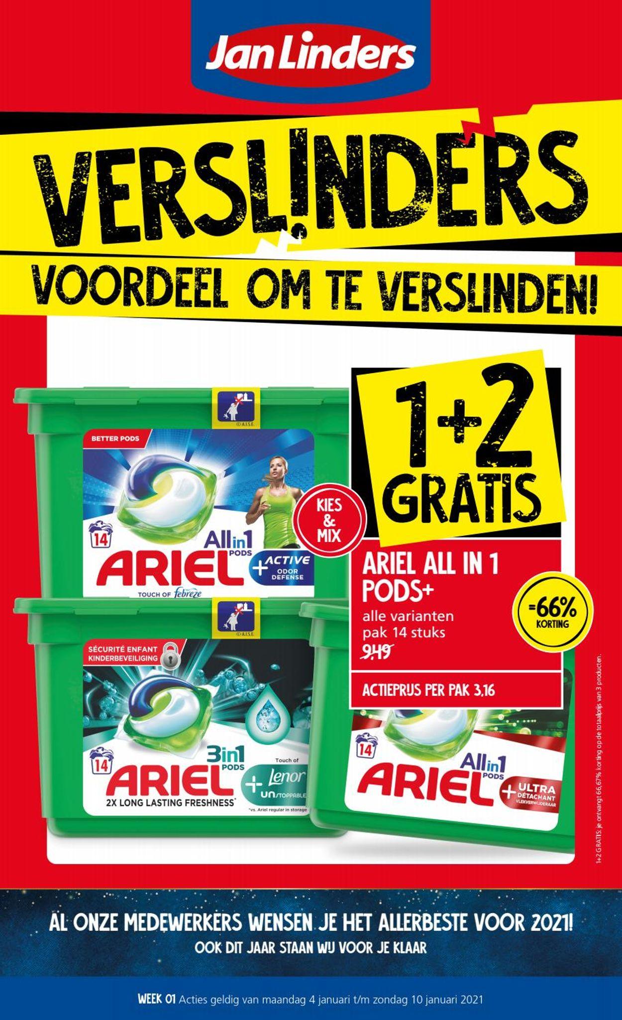 Jan Linders Folder - 04.01-10.01.2021