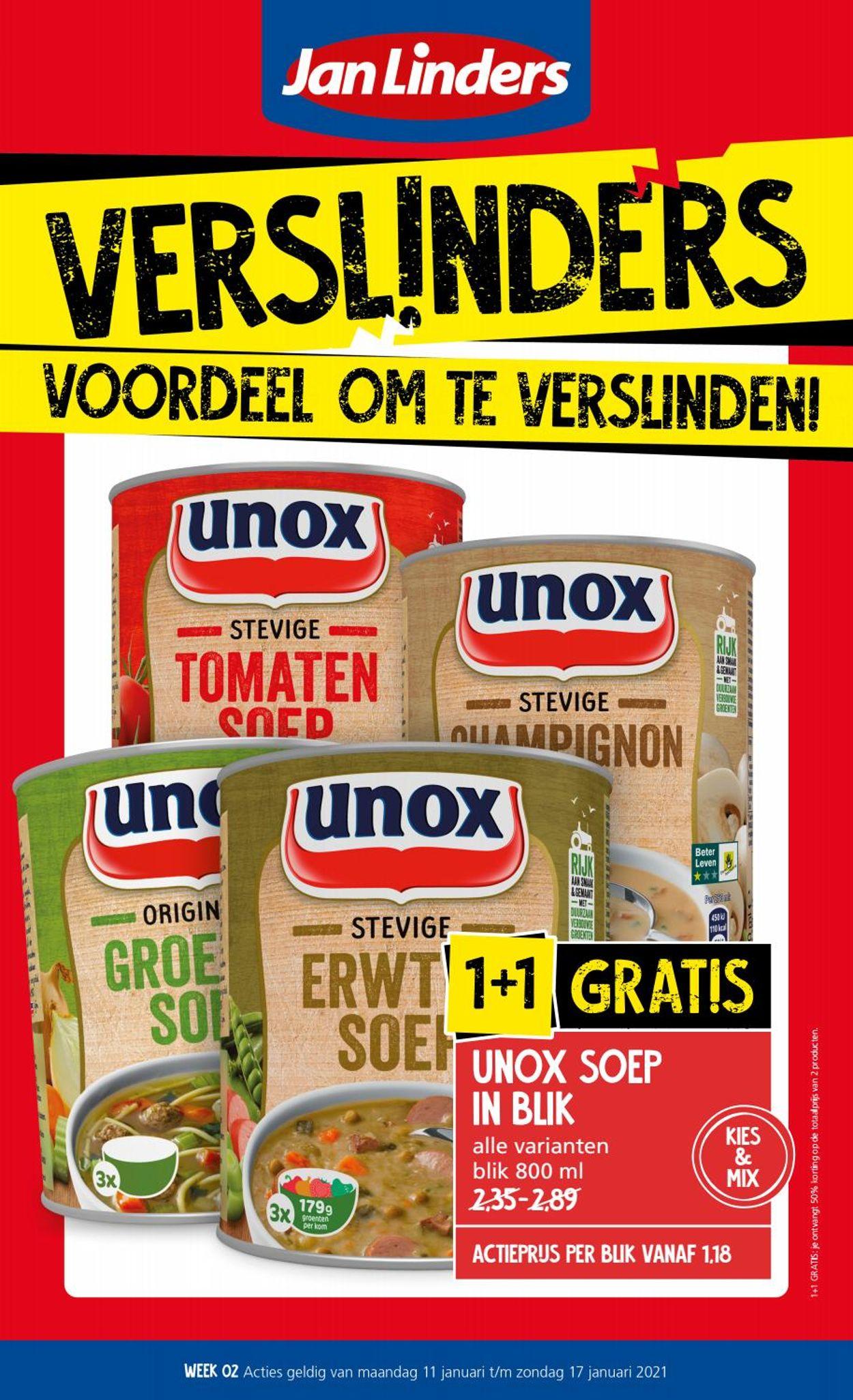 Jan Linders Folder - 11.01-17.01.2021