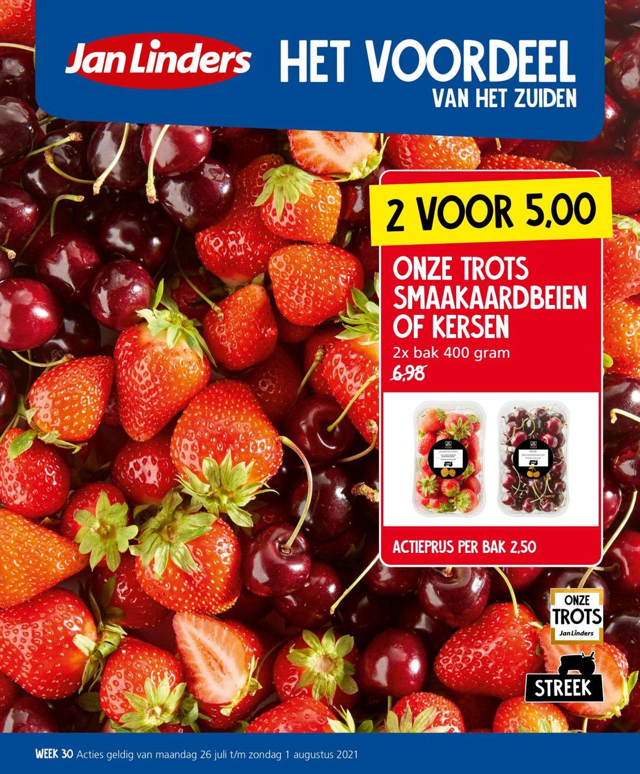 Jan Linders Folder - 26.07-01.08.2021