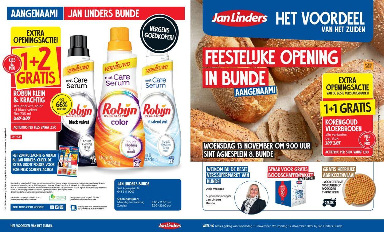 Jan Linders Folder - 13.11-17.11.2019