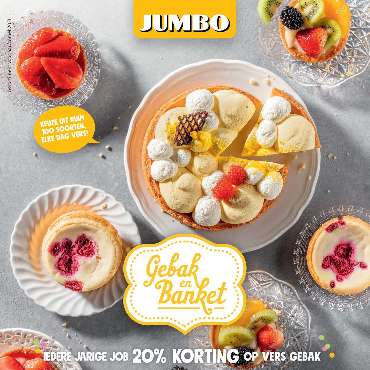 Jumbo Folder - 13.04-30.06.2021