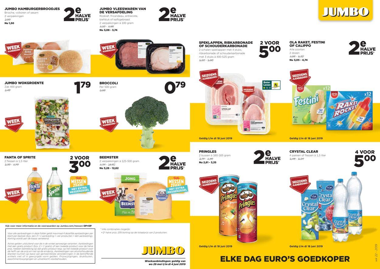 Jumbo Folder - 29.05-04.06.2019