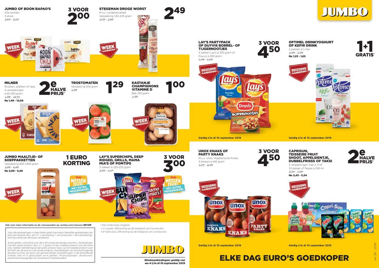 Jumbo Folder - 04.09-10.09.2019