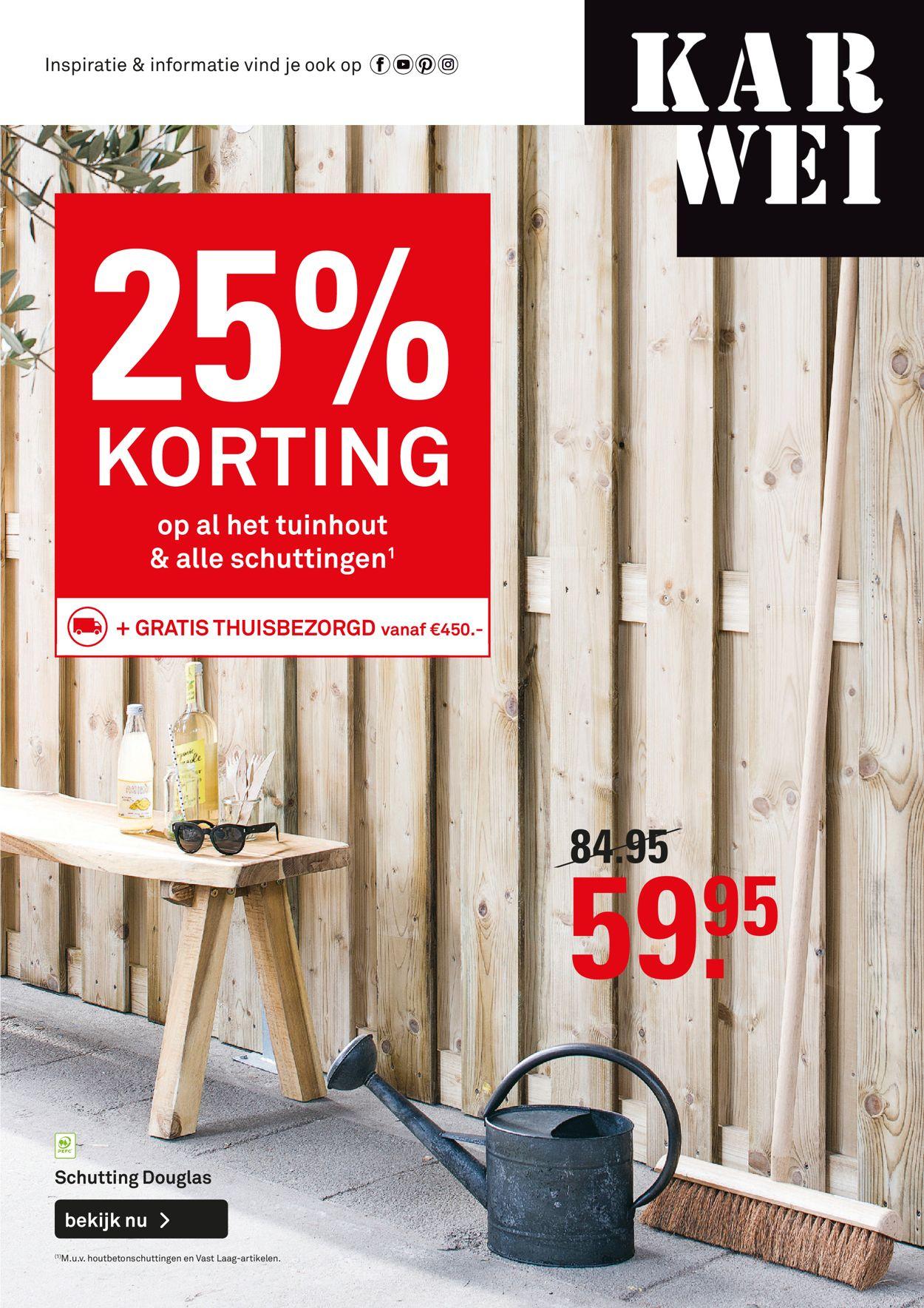 Karwei Folder - 01.07-14.07.2019