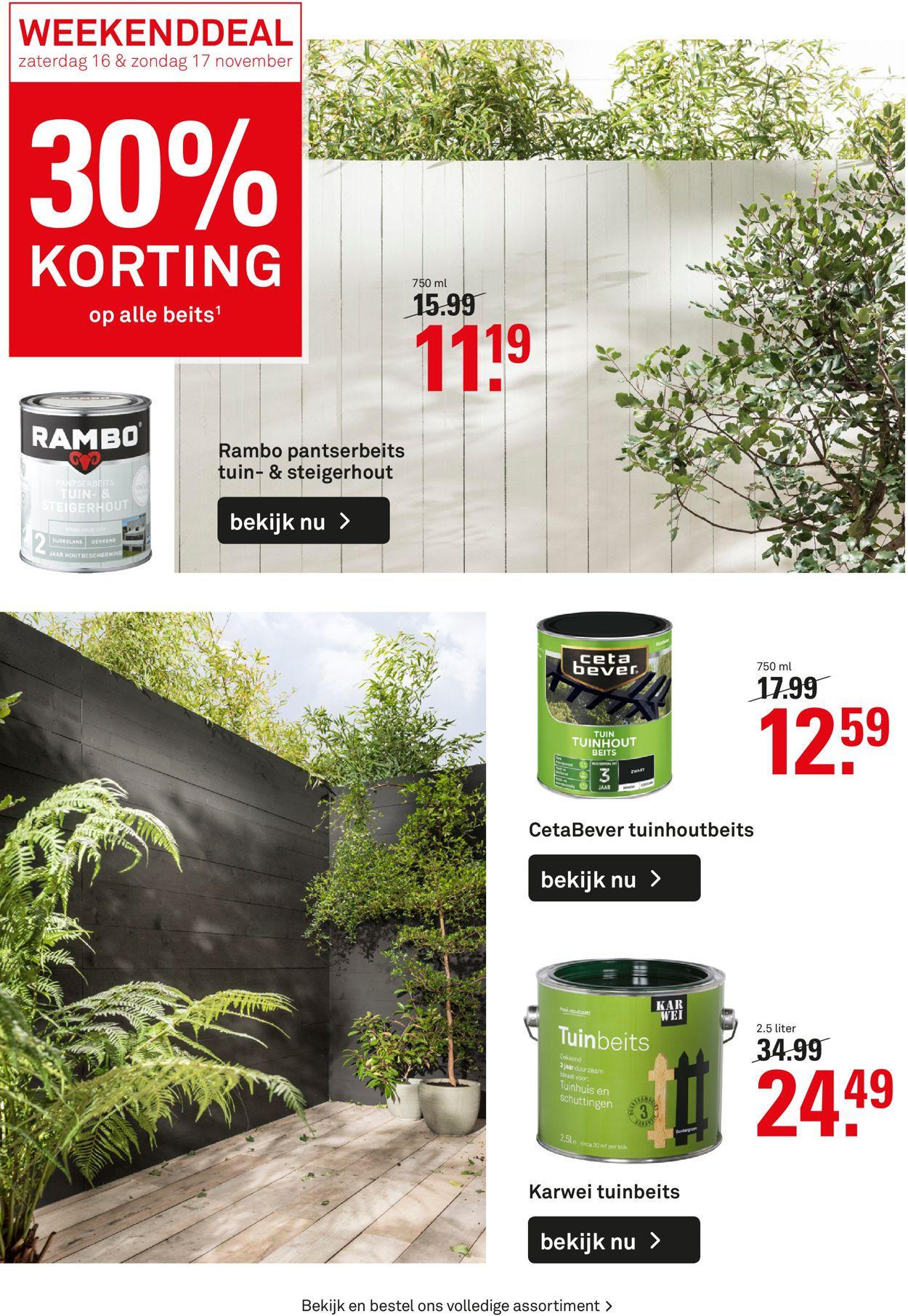 Karwei Folder - 18.11-24.11.2019 (Pagina 4)