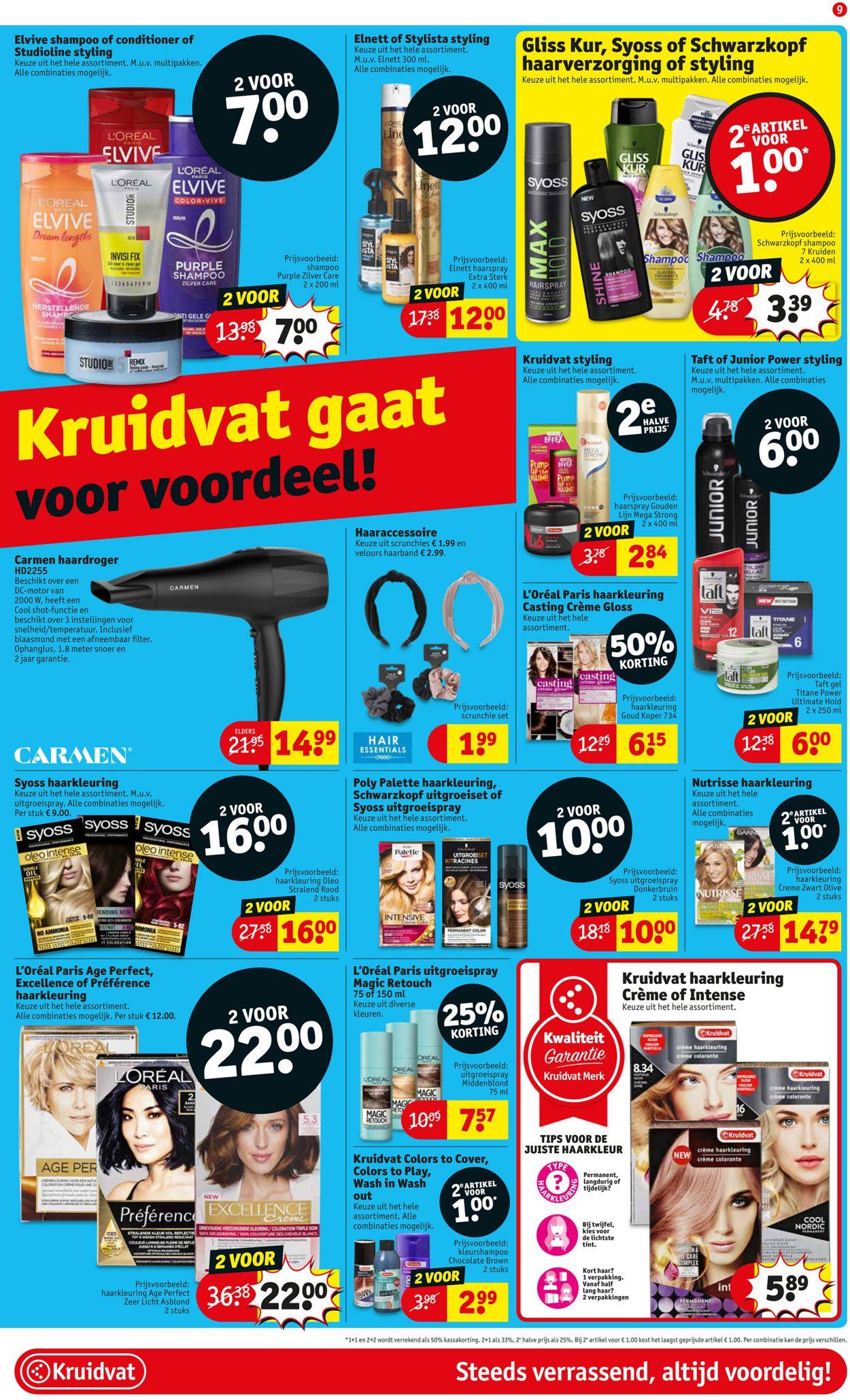 Kruidvat Folder - 14.01-26.01.2020 (Pagina 9)