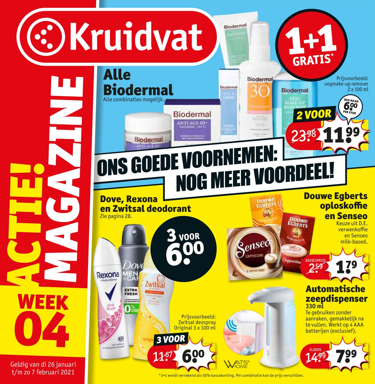 Kruidvat Folder - 26.01-07.02.2021