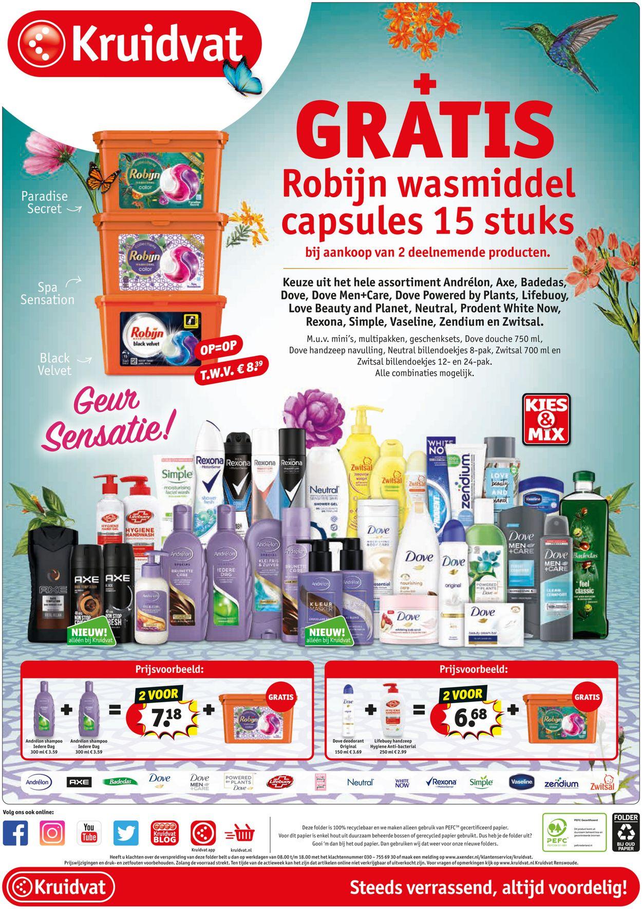 Kruidvat Folder - 09.03-21.03.2021 (Pagina 18)