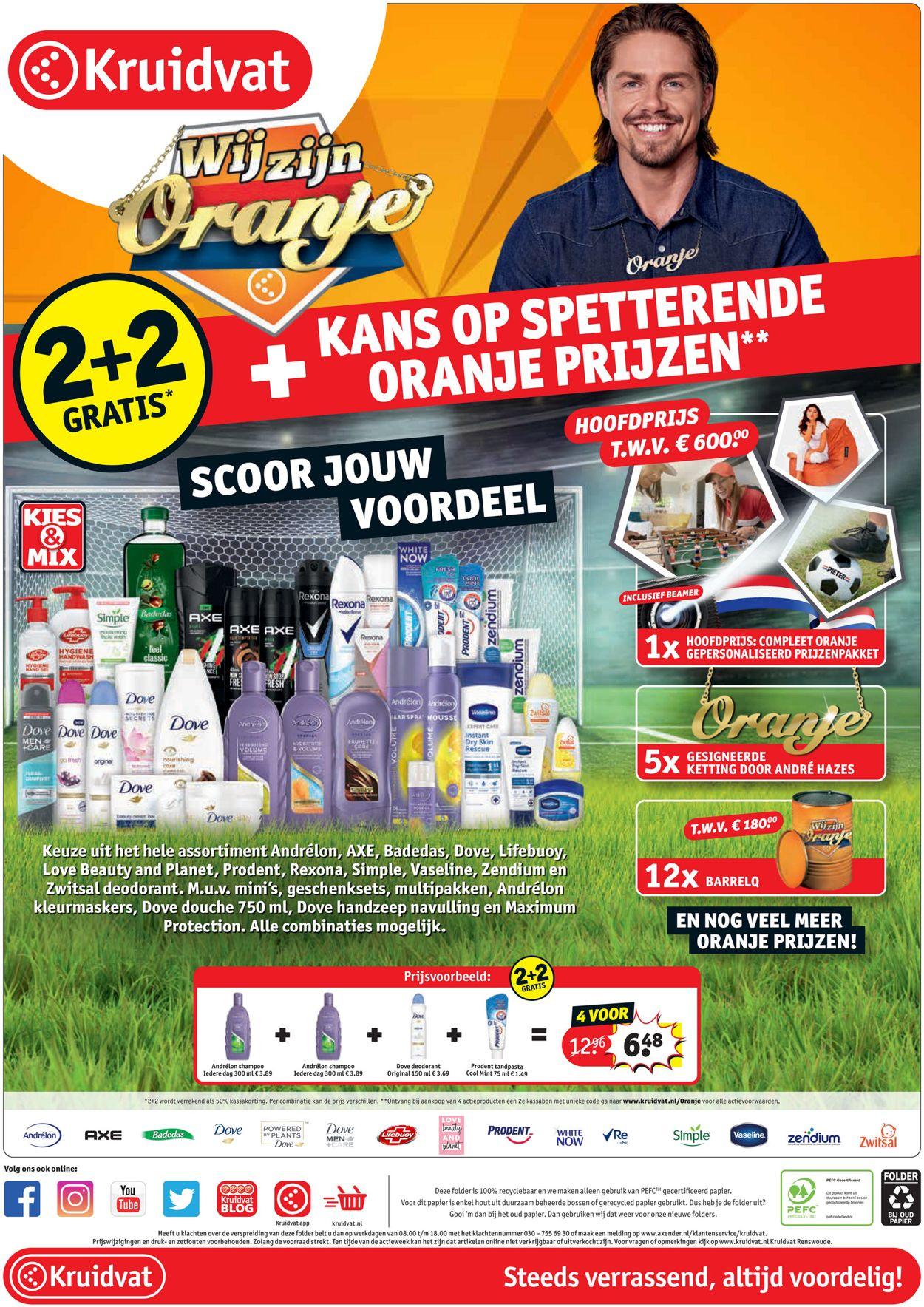 Kruidvat Folder - 14.06-20.06.2021 (Pagina 22)