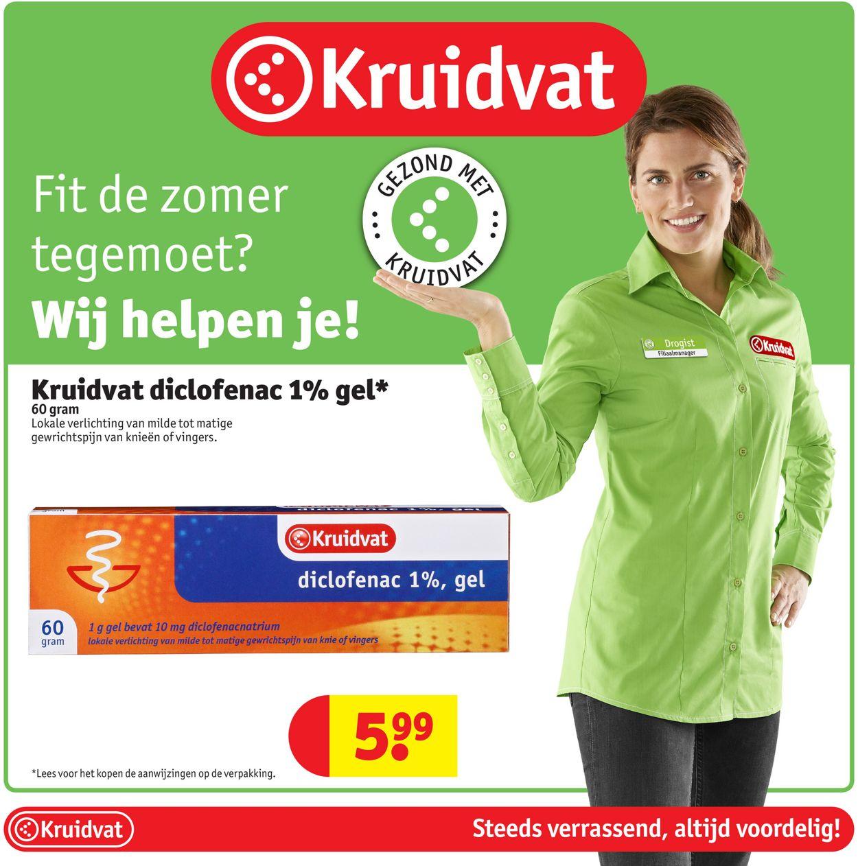 Kruidvat Folder - 05.06-31.07.2019