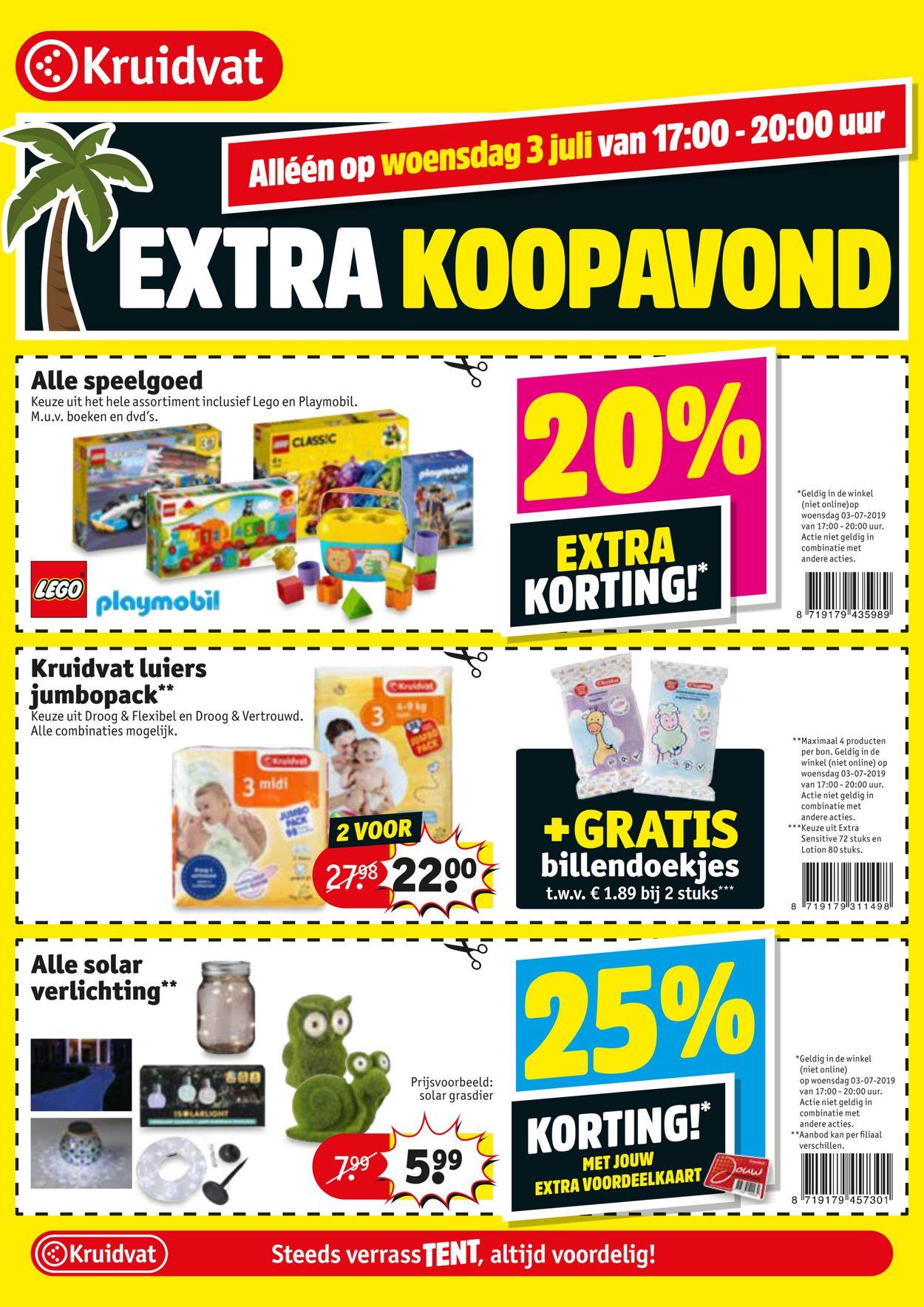 Kruidvat Folder - 03.07-03.07.2019 (Pagina 3)