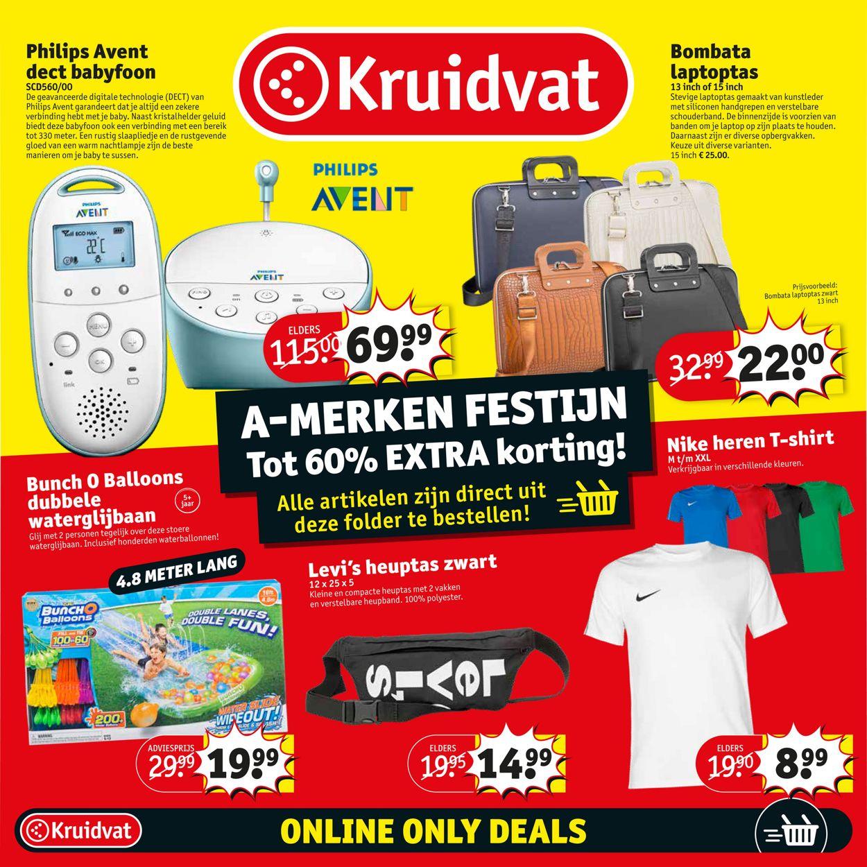 Kruidvat Folder - 03.09-09.09.2019