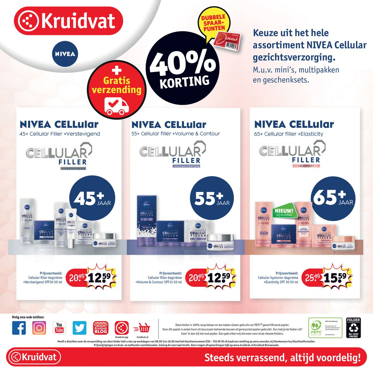 Kruidvat Folder - 24.09-06.10.2019 (Pagina 43)