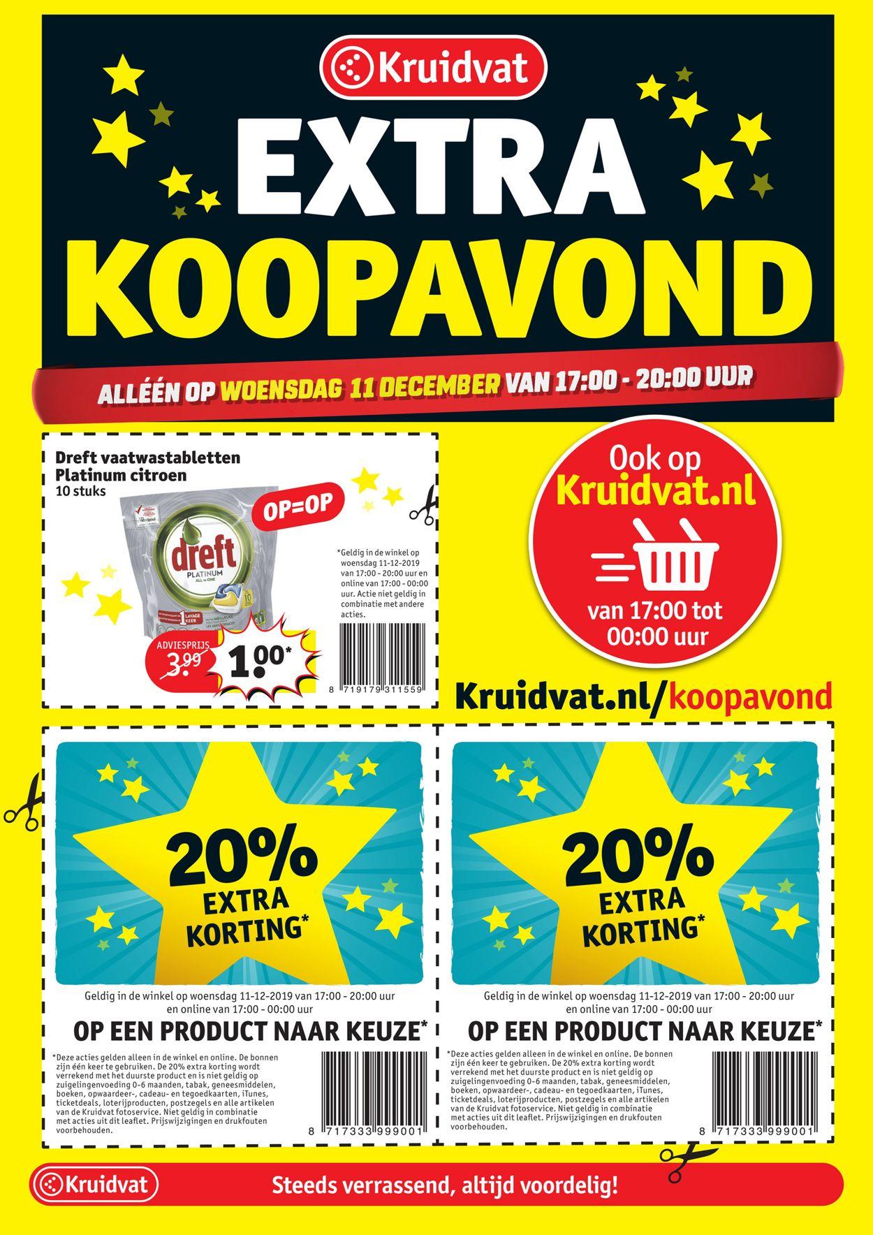 Kruidvat Folder - 06.12-11.12.2019