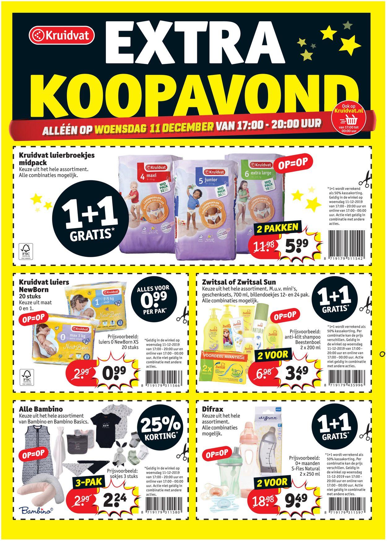 Kruidvat Folder - 06.12-11.12.2019 (Pagina 4)