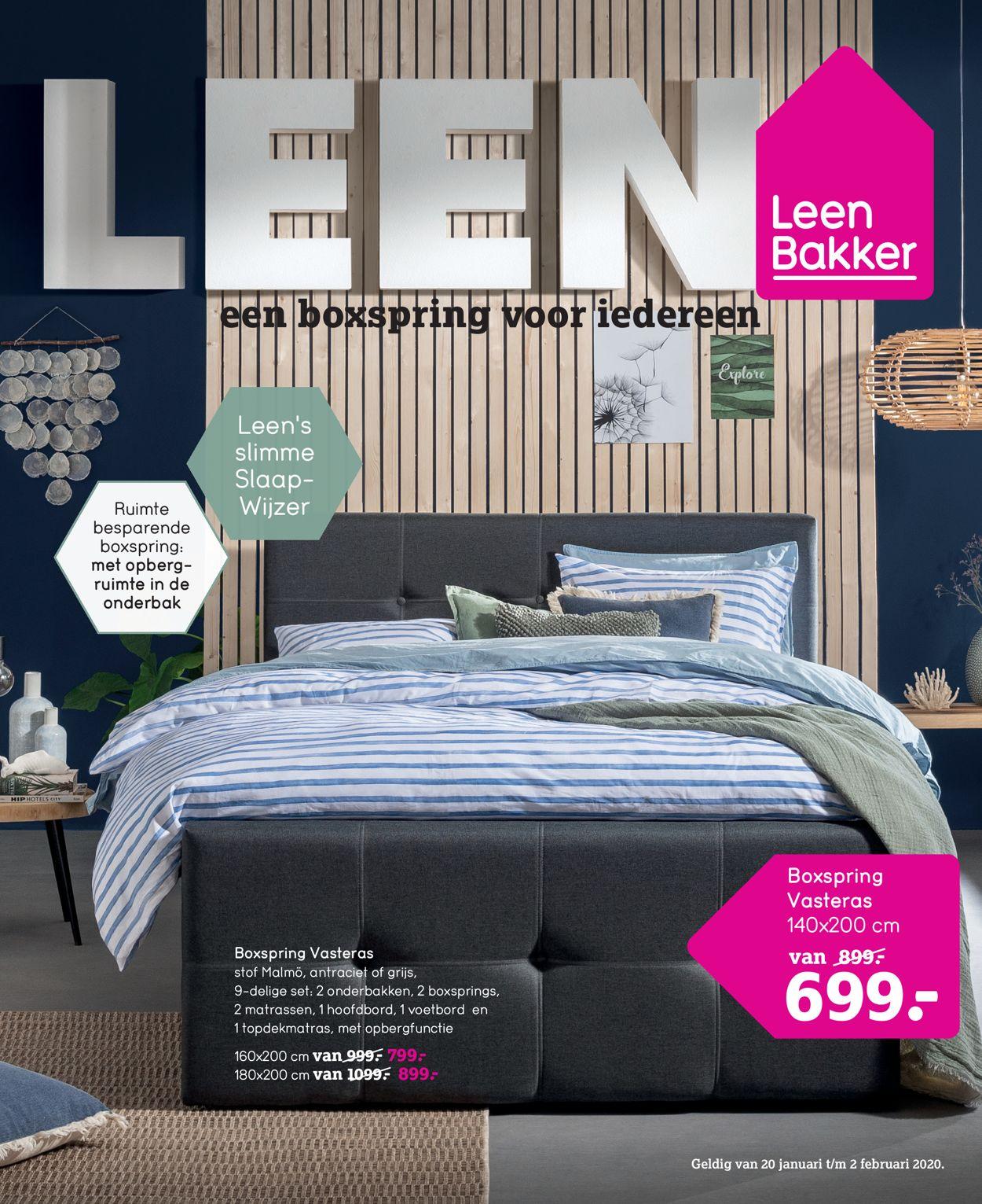Leen Bakker Folder - 20.01-02.02.2020 (Pagina 2)