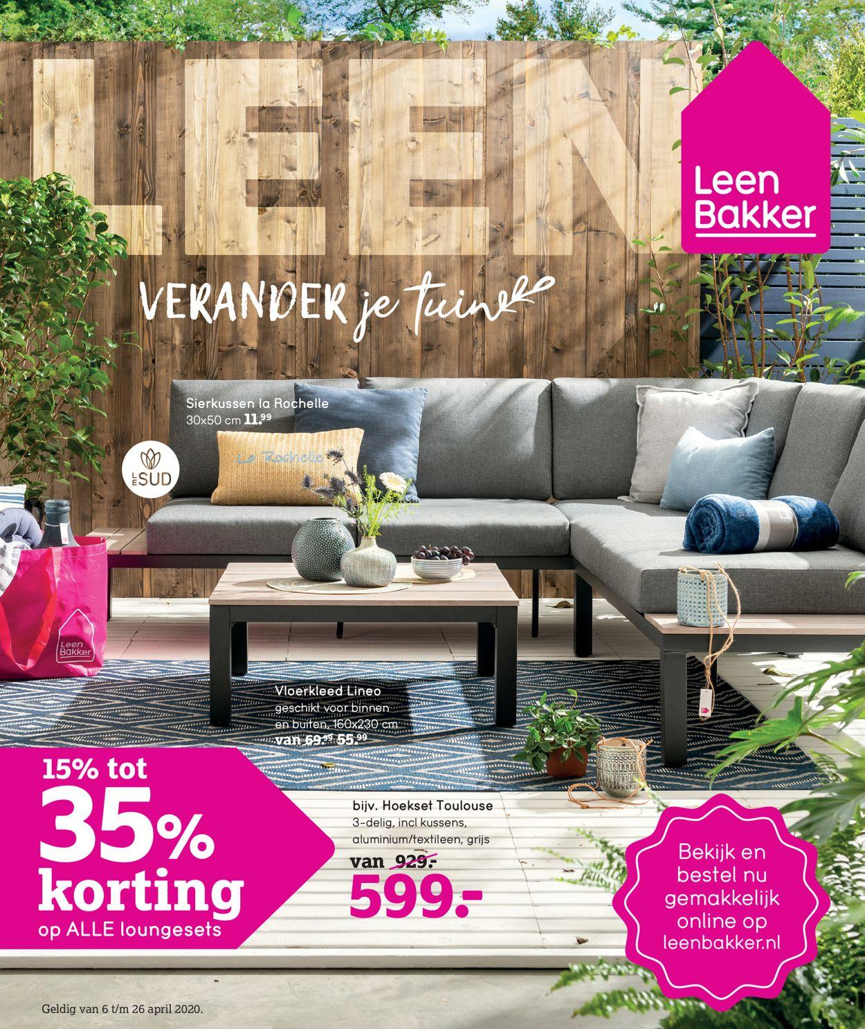 Leen Bakker Folder - 06.04-26.04.2020