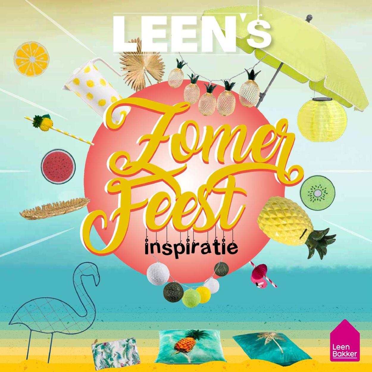 Leen Bakker Folder - 13.05-31.07.2019