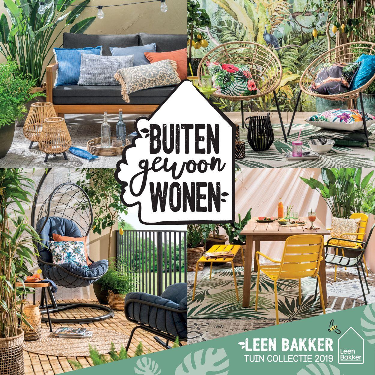 Leen Bakker Folder - 01.04-31.07.2019
