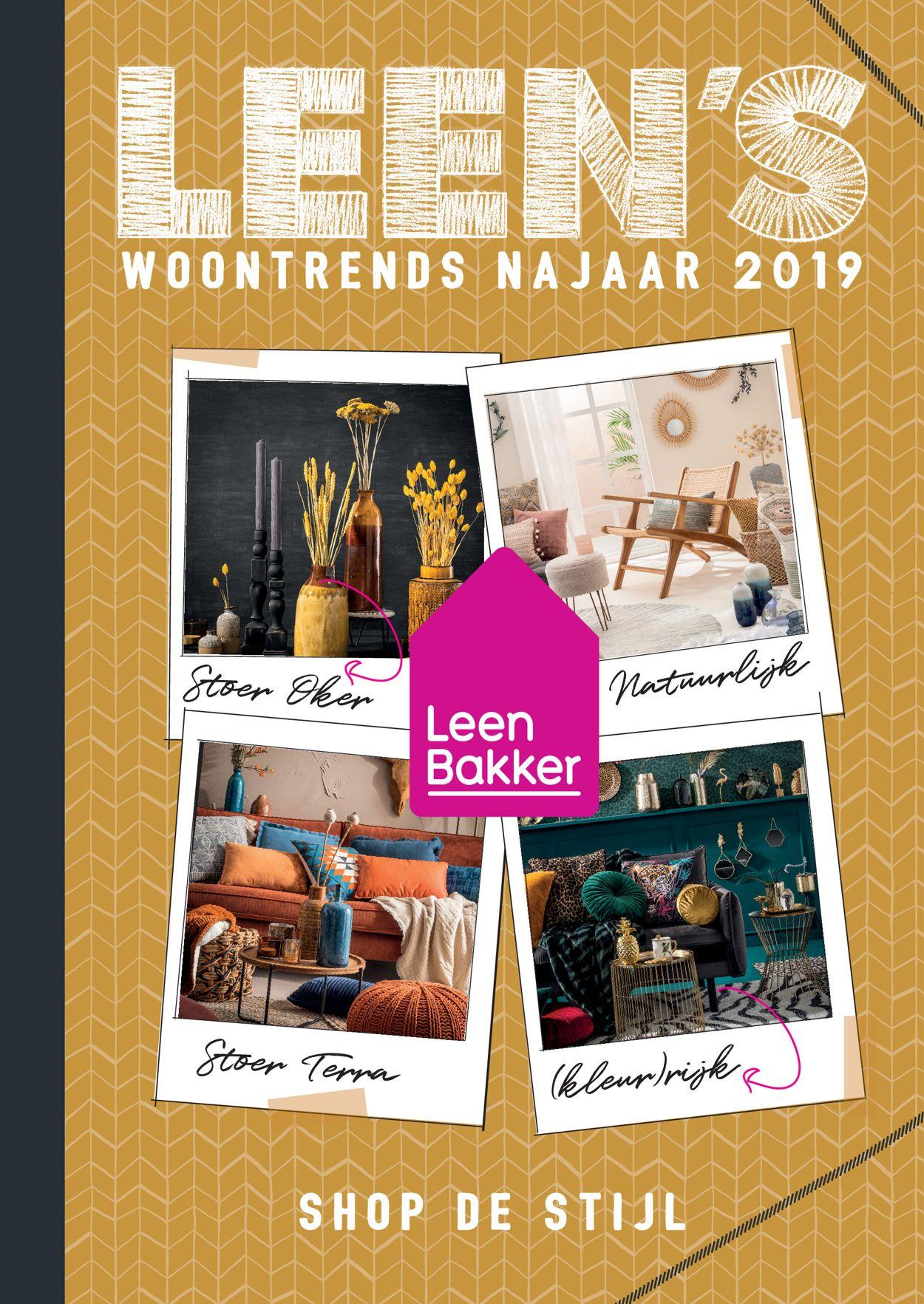 Leen Bakker Folder - 29.08-30.09.2019