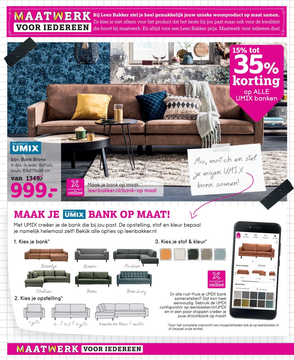Leen Bakker Folder - 21.10-03.11.2019 (Pagina 3)