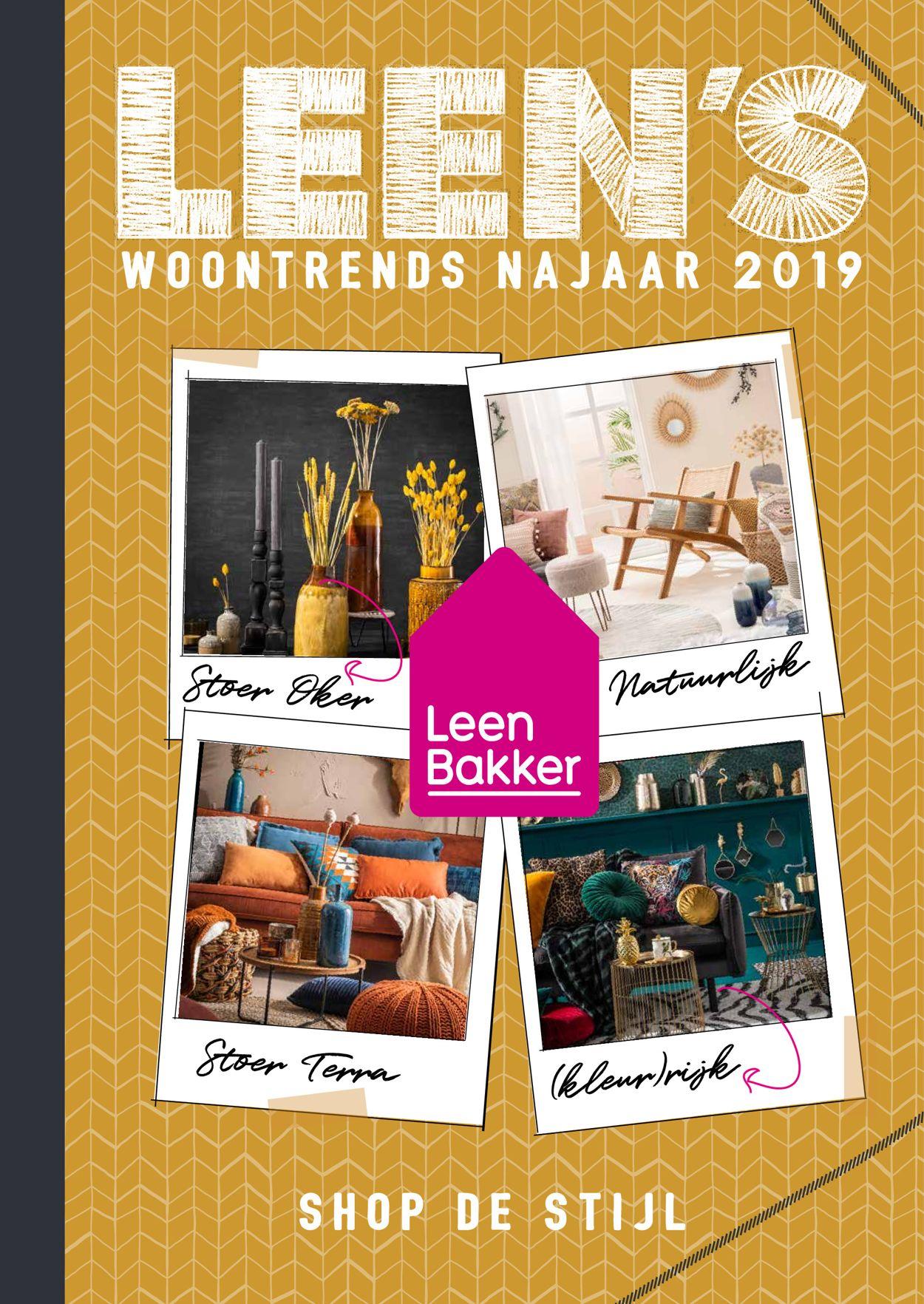 Leen Bakker Folder - 19.11-30.11.2019