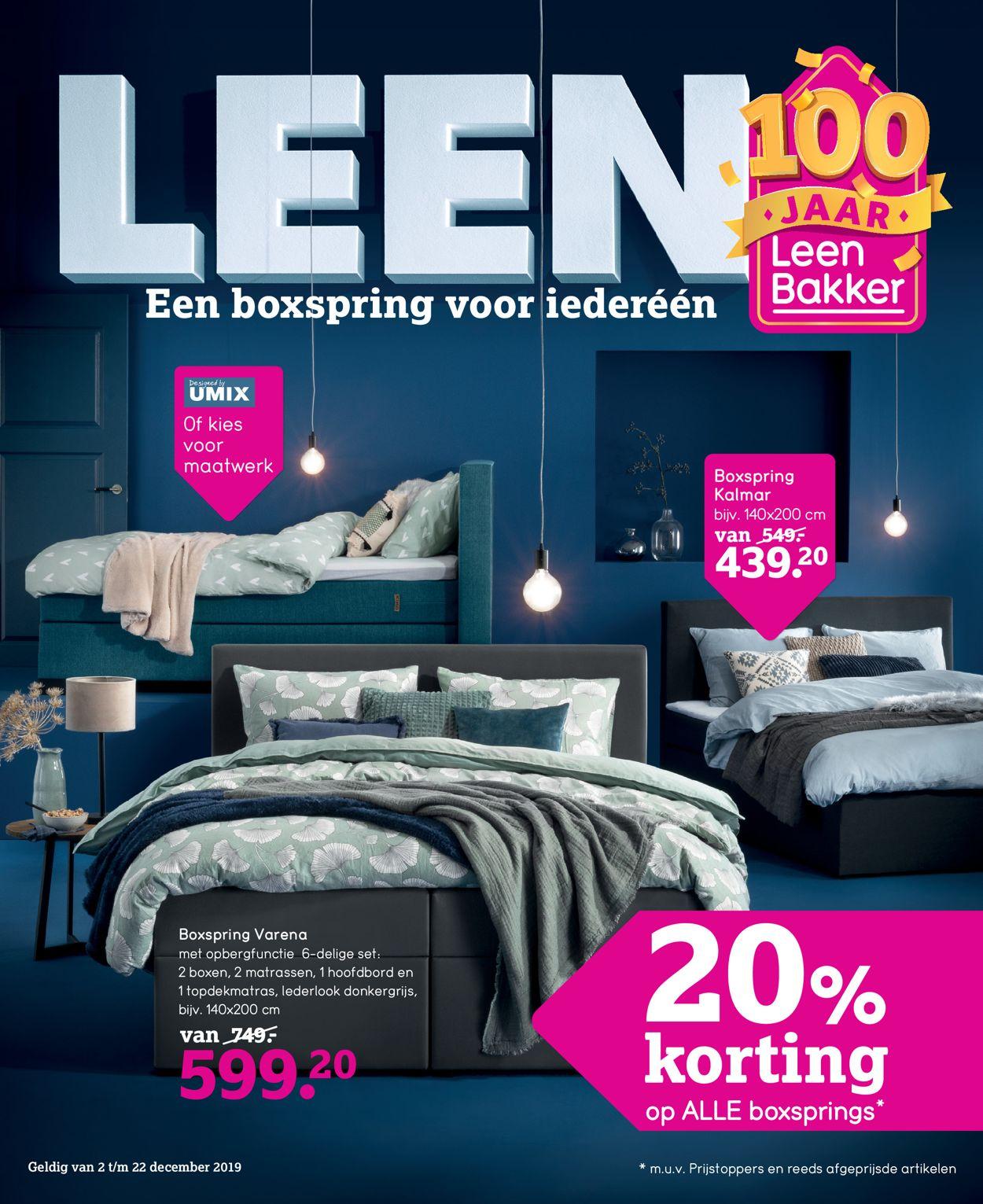 Leen Bakker Folder - 02.12-22.12.2019