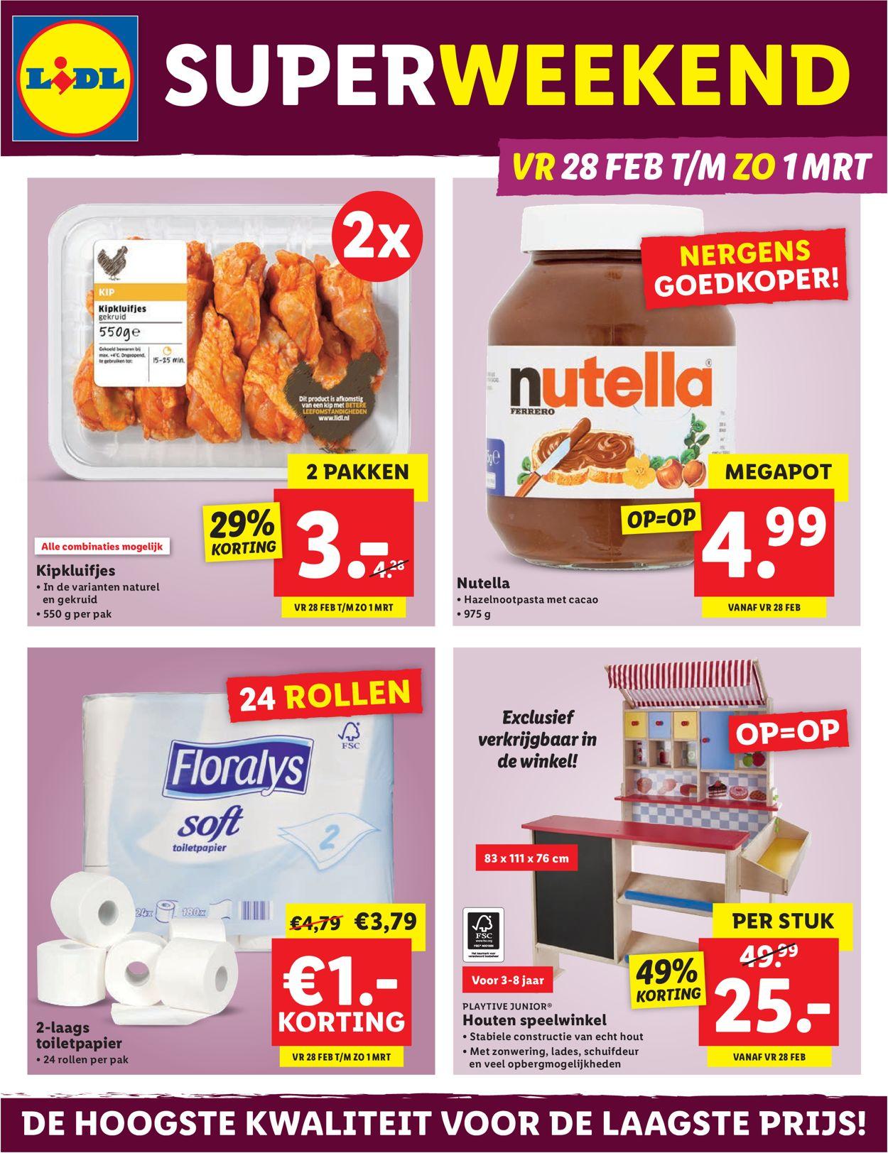 Lidl Folder - 24.02-01.03.2020 (Pagina 44)