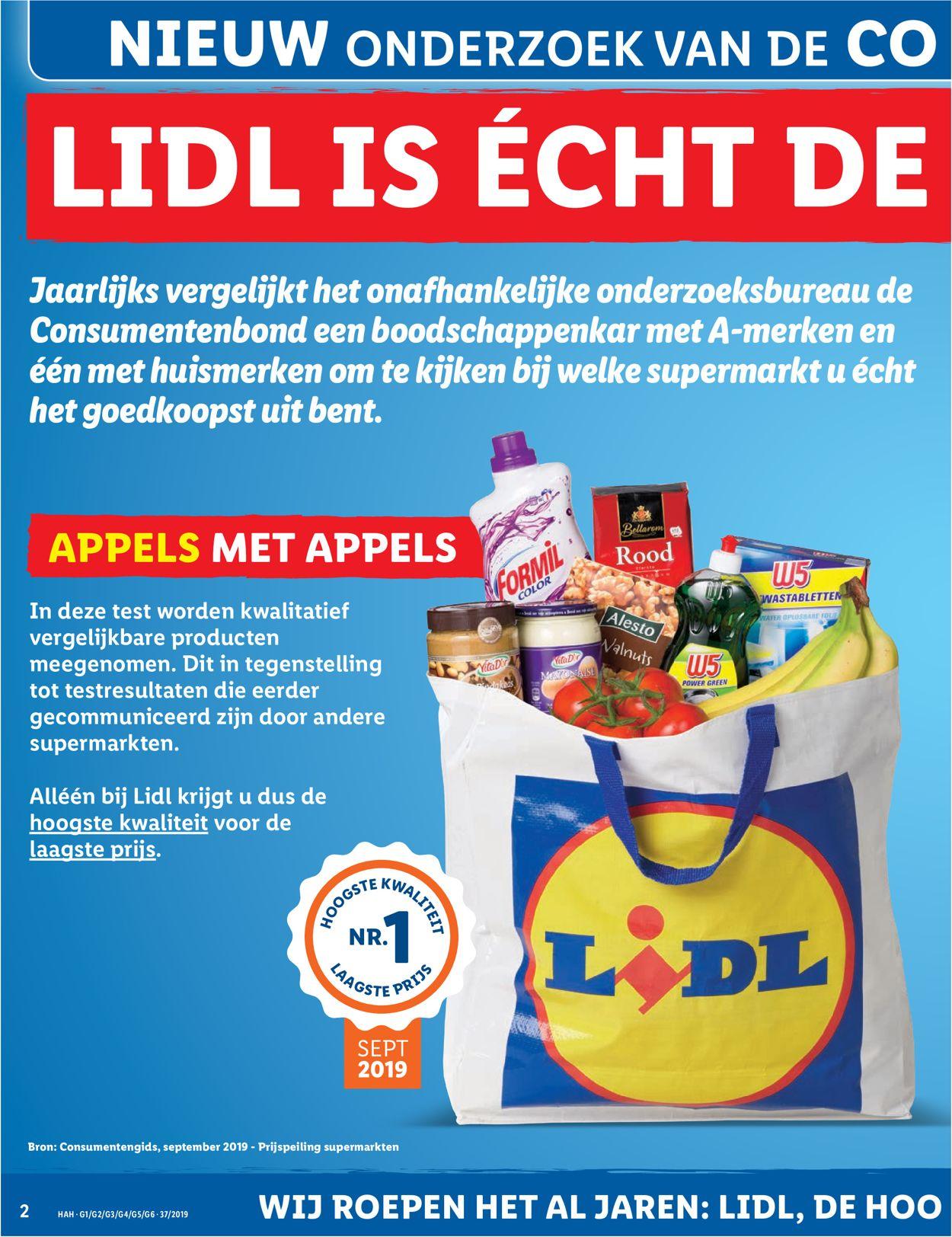 Lidl Folder - 09.09-15.09.2019 (Pagina 2)