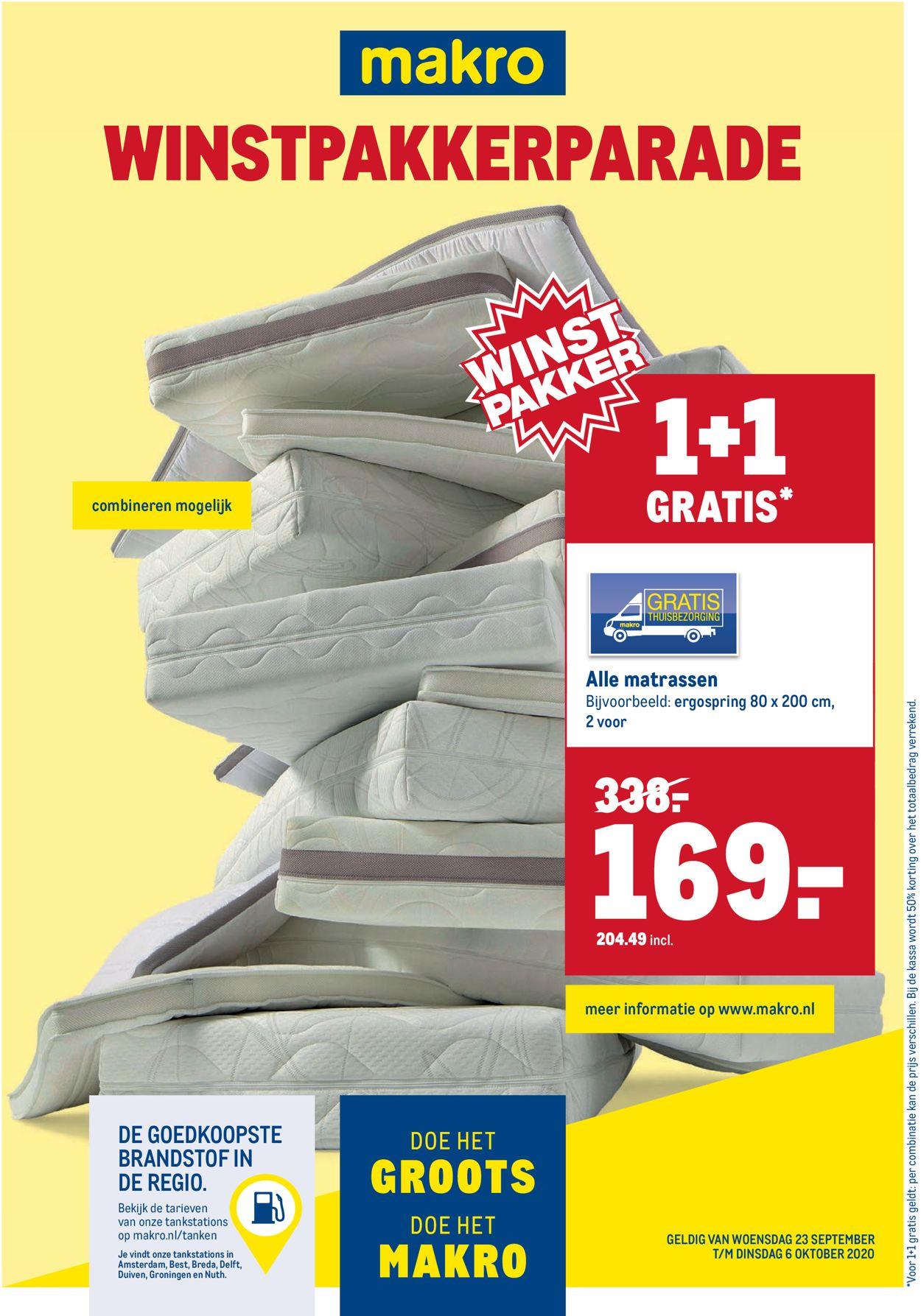 Makro Folder - 23.09-06.10.2020