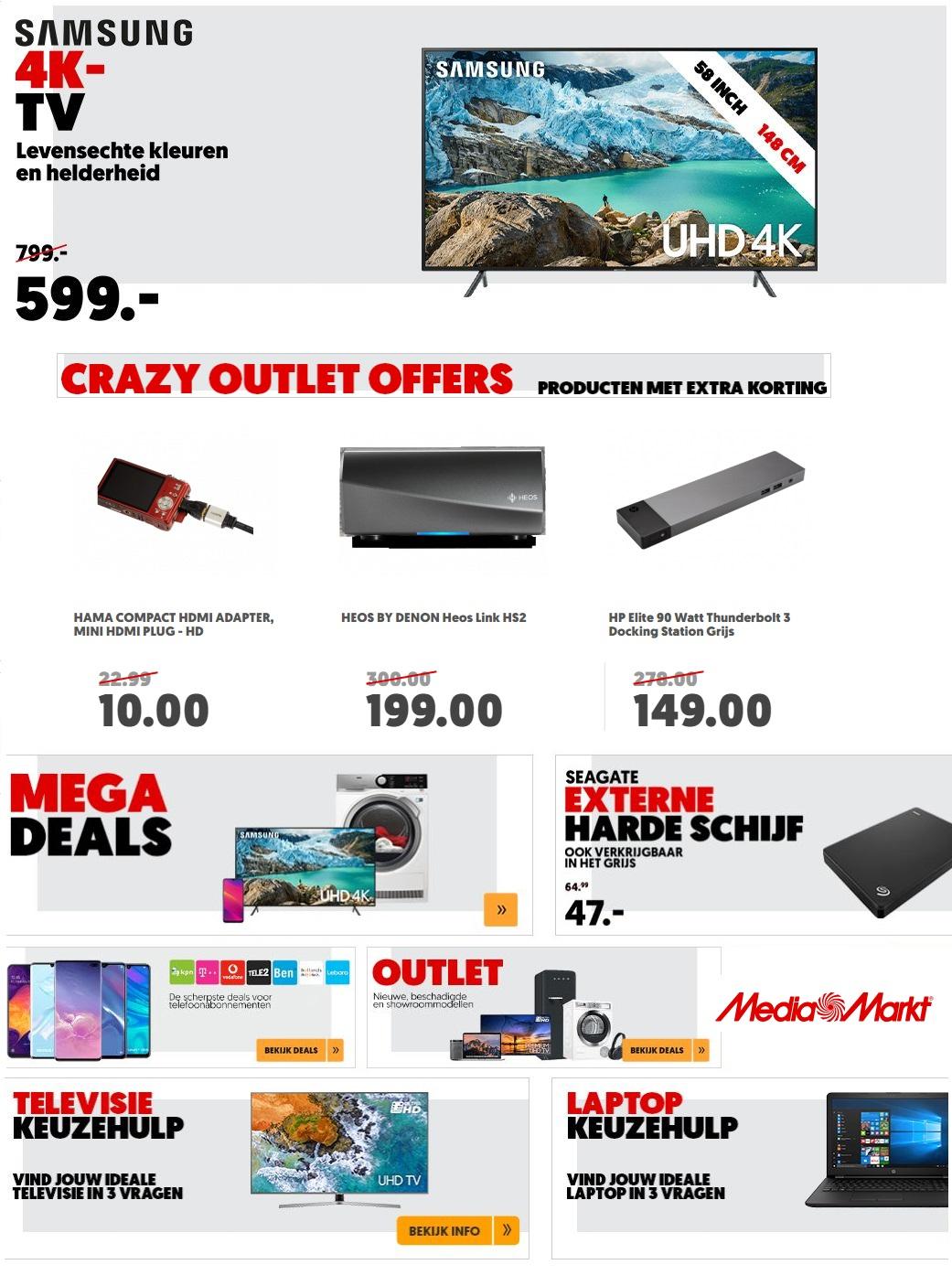 Media Markt Folder - 10.01-17.01.2020