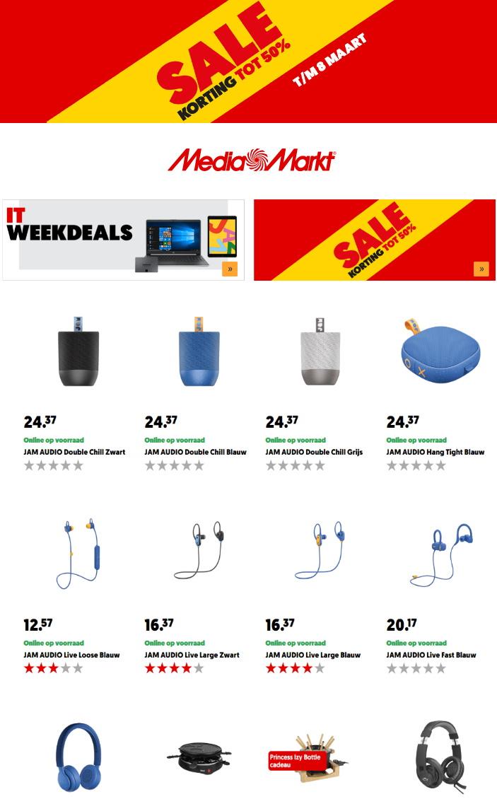 Media Markt Folder - 02.03-09.03.2020