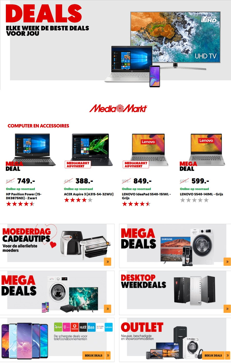 Media Markt Folder - 05.05-14.05.2020