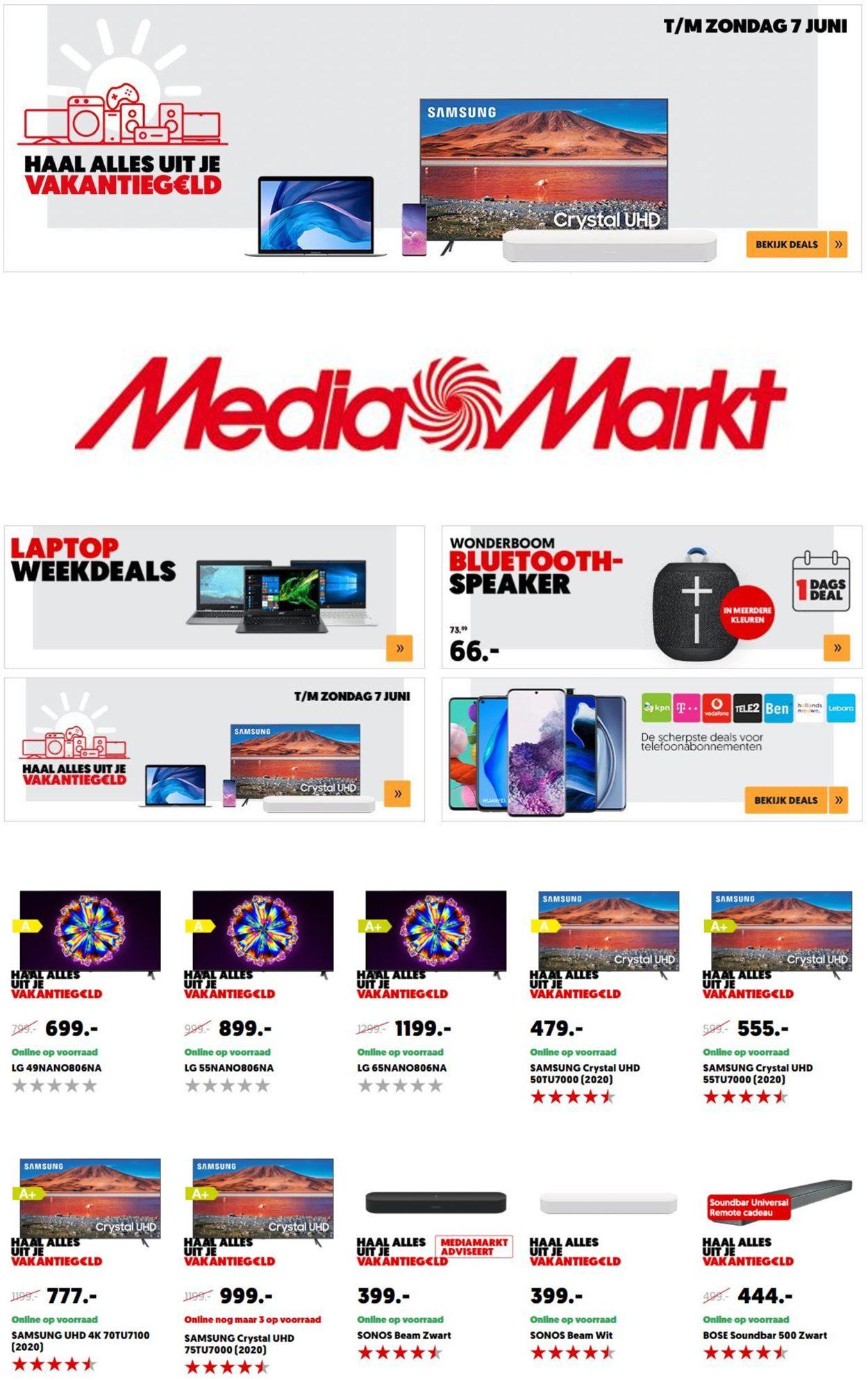 Media Markt Folder - 04.06-11.06.2020