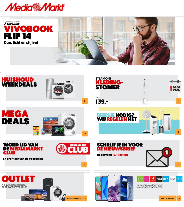 Media Markt Folder - 09.07-16.07.2020