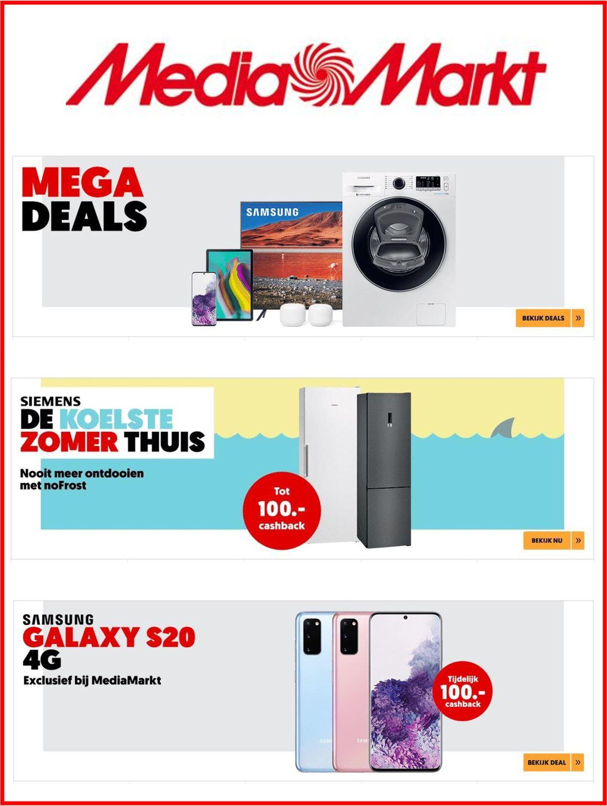Media Markt Folder - 16.07-23.07.2020