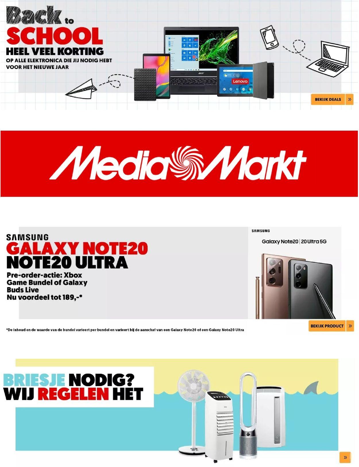 Media Markt Folder - 13.08-19.08.2020