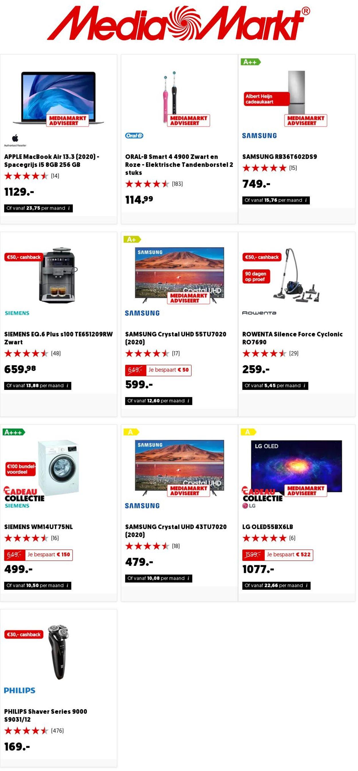 Media Markt Folder - 03.12-09.12.2020