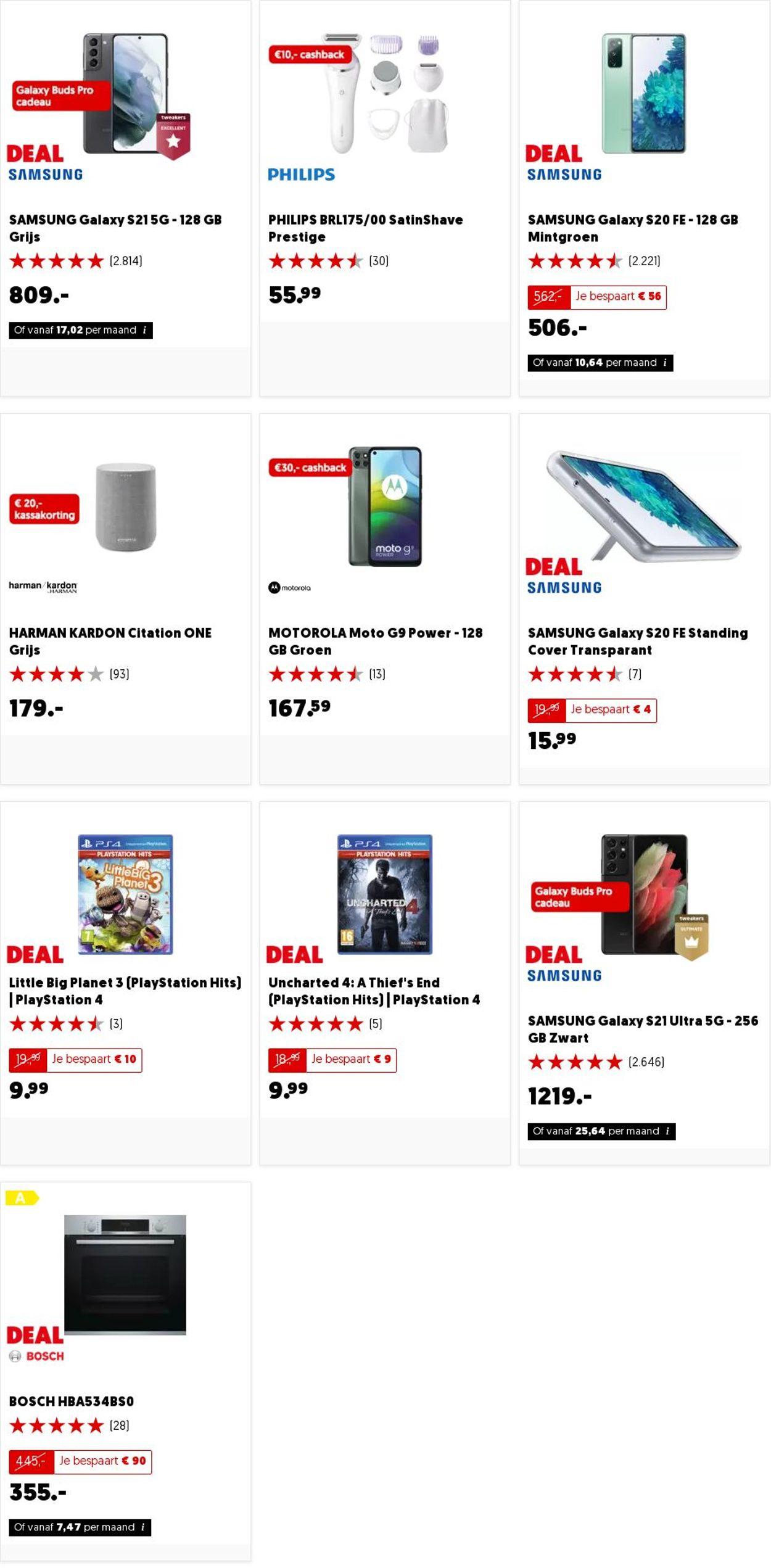 Media Markt Folder - 22.04-28.04.2021 (Pagina 14)