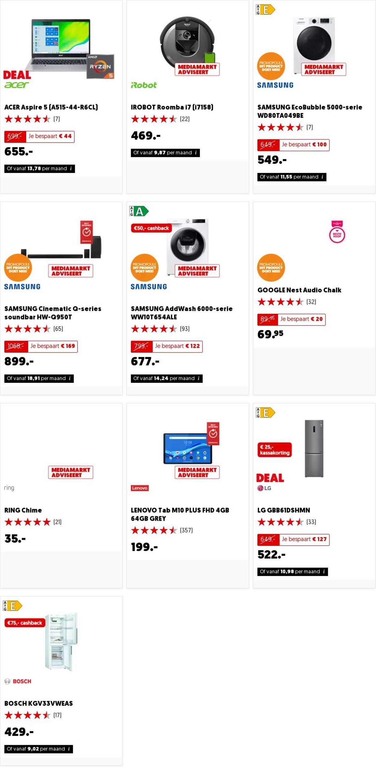 Media Markt Folder - 03.06-09.06.2021 (Pagina 4)