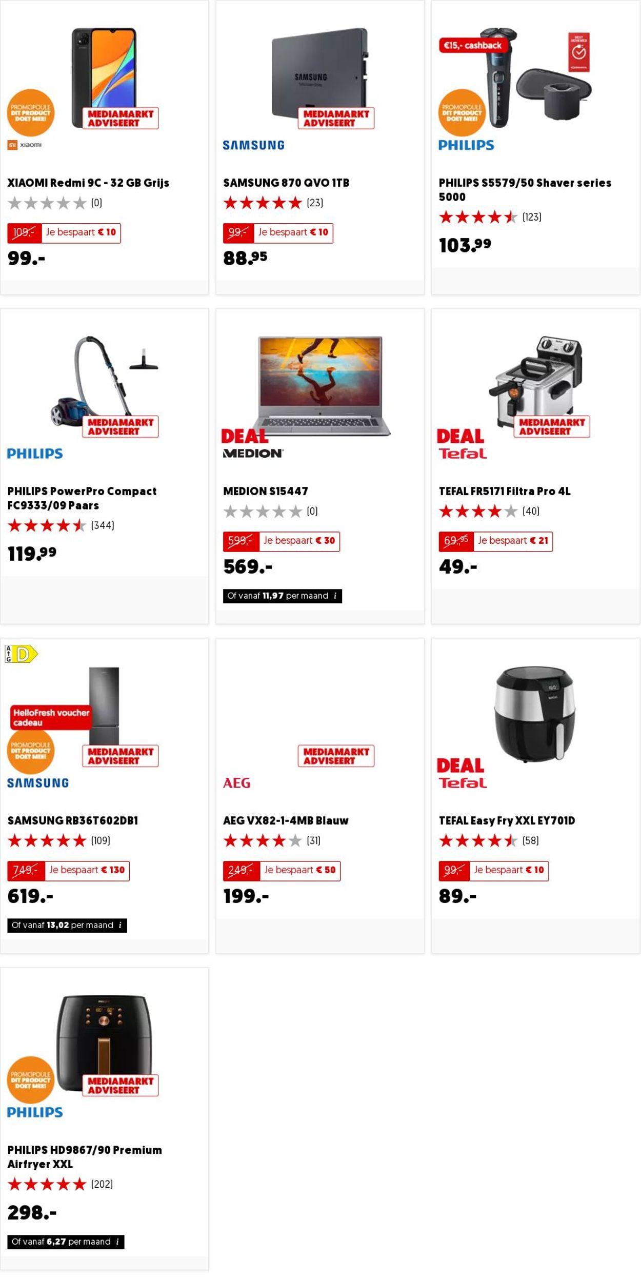 Media Markt Folder - 03.06-09.06.2021 (Pagina 6)