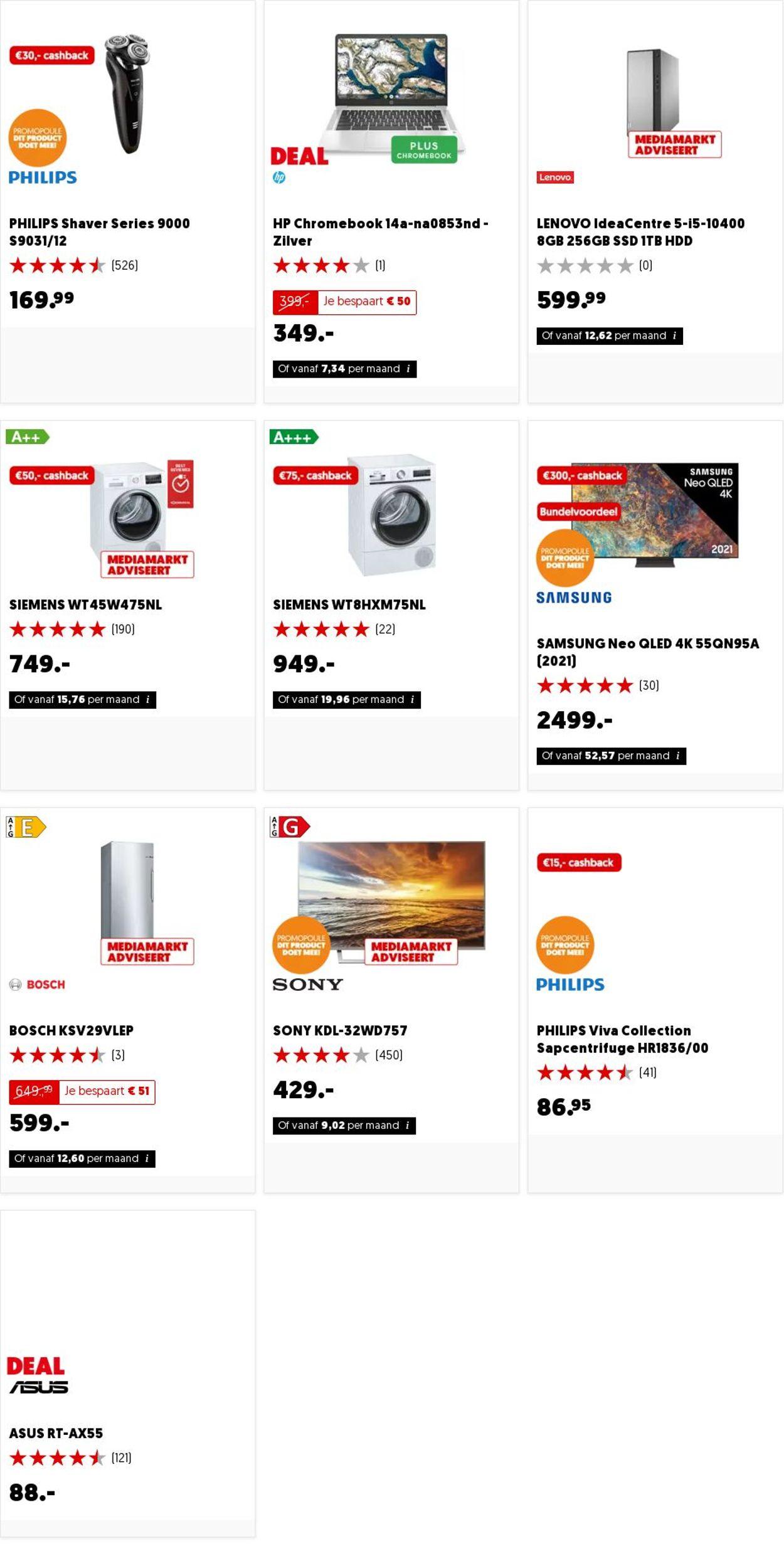 Media Markt Folder - 03.06-09.06.2021 (Pagina 22)