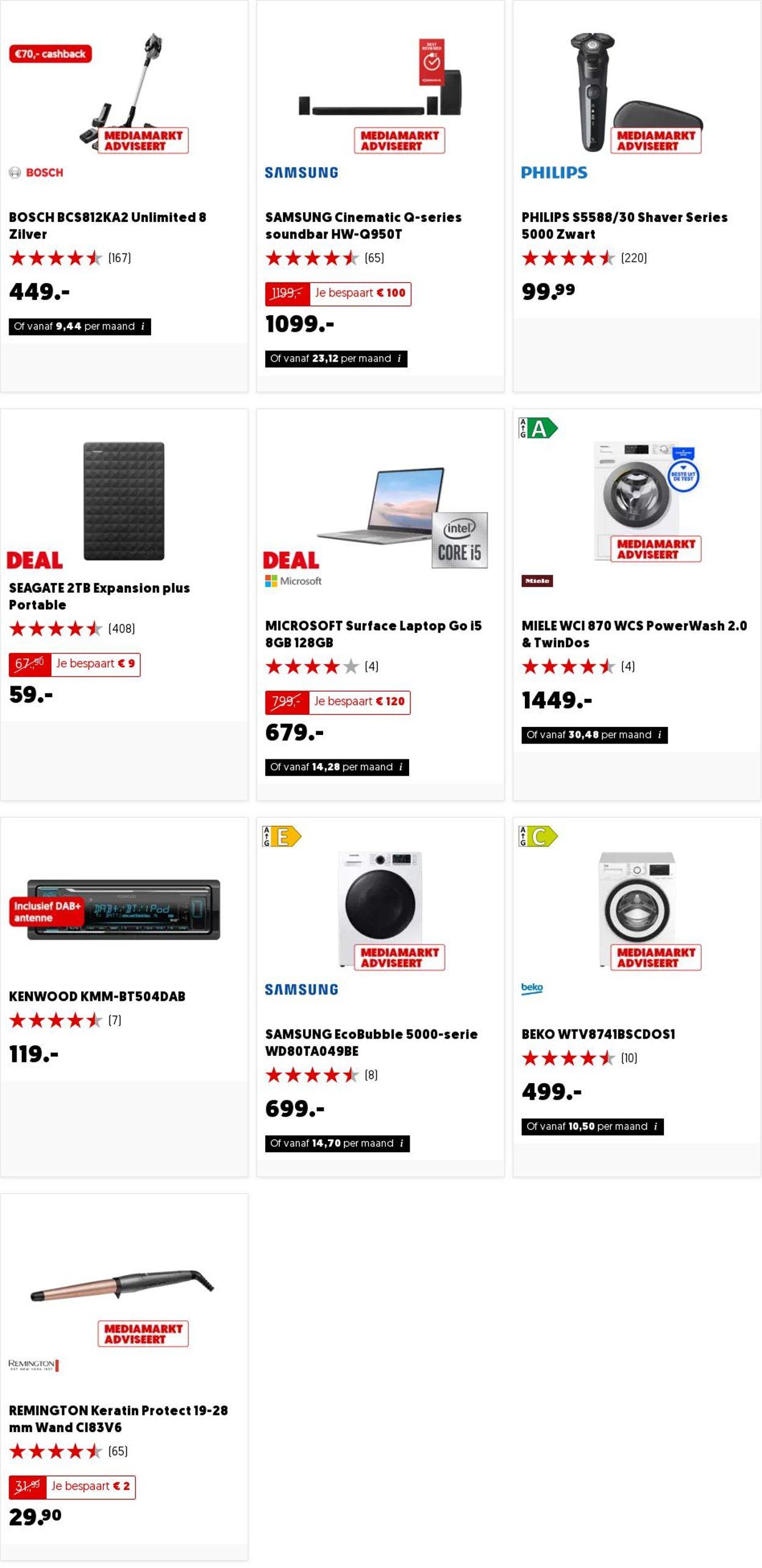 Media Markt Folder - 24.06-30.06.2021 (Pagina 8)