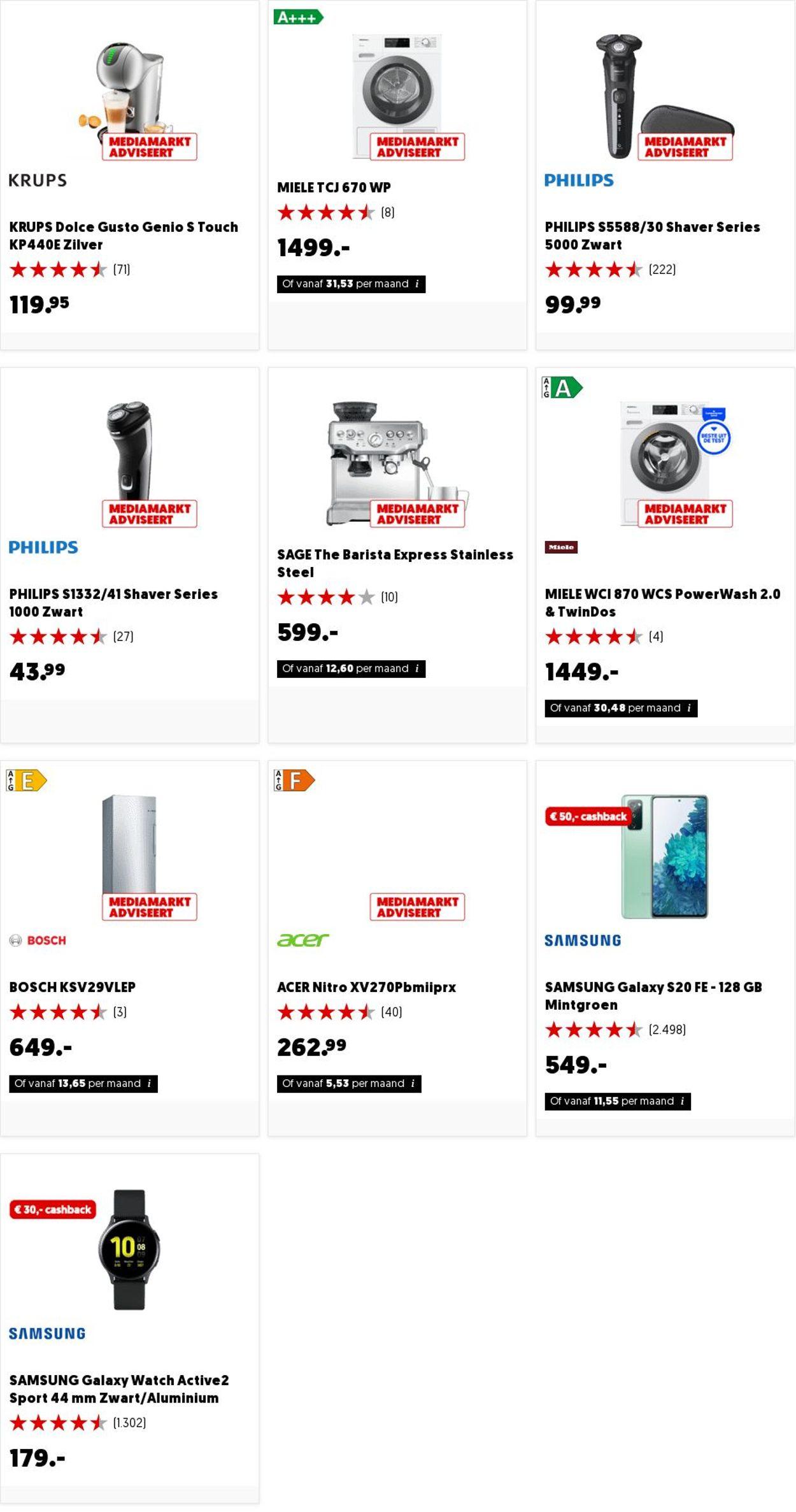 Media Markt Folder - 01.07-07.07.2021 (Pagina 9)