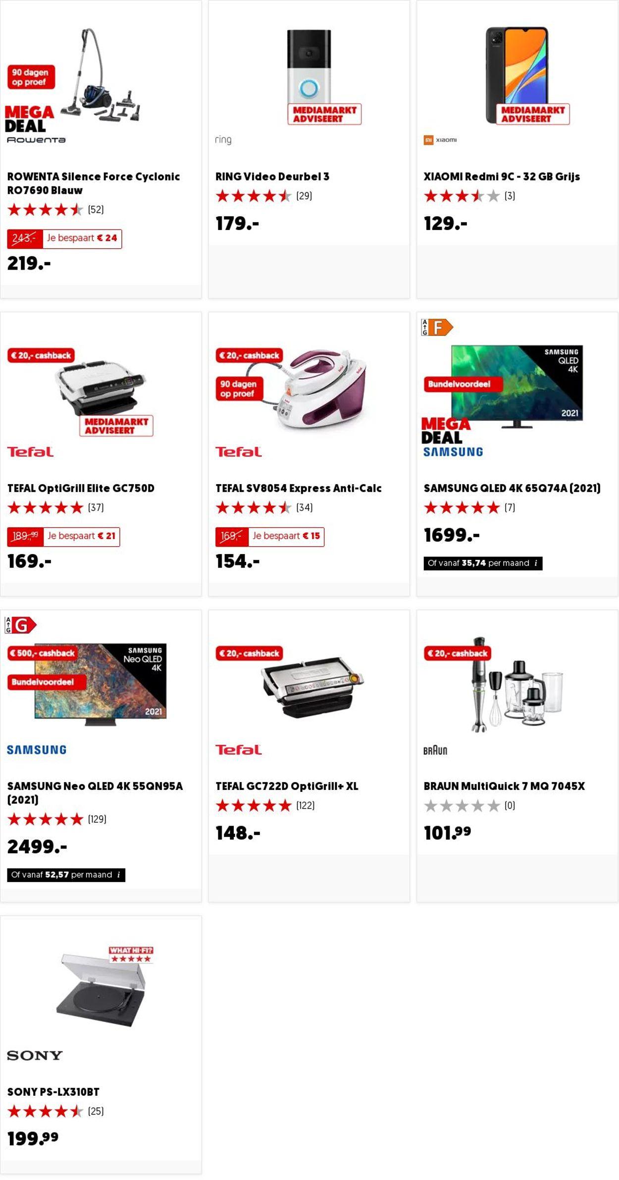 Media Markt Folder - 22.07-28.07.2021 (Pagina 23)