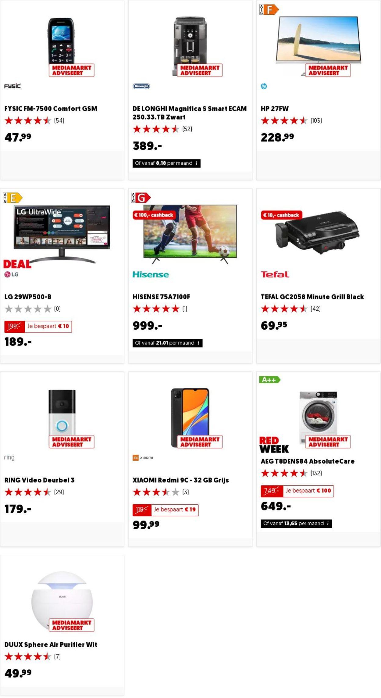 Media Markt Folder - 29.07-04.08.2021 (Pagina 16)
